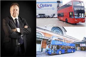 """Dr Andy Palmer: """"I believe we have all the required ingredients to become a leading global e-bus and e-truck player, trail-blazing the way to zero-carbon public transport."""""""