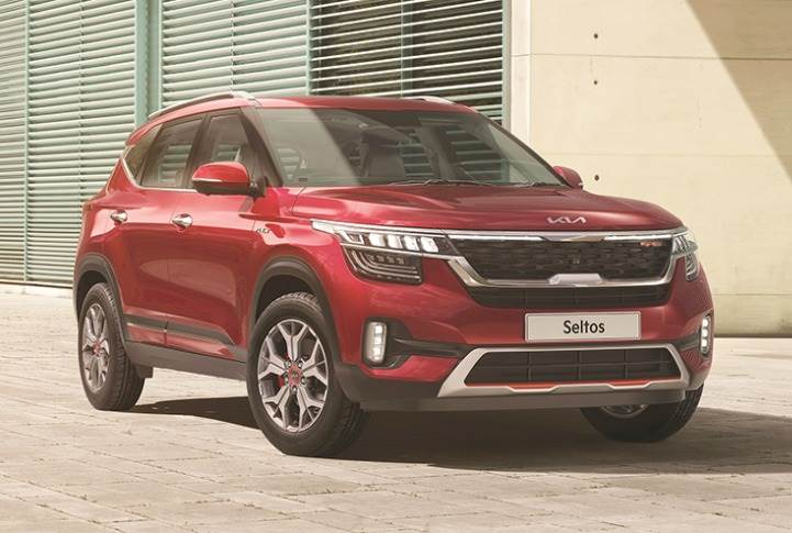 Refreshed Seltos, priced Rs 995,000 upwards, 17 enhancements including iMT tech on 1.5 petrol and safety features like ESC, VSM, BA and HAC as standard on lower variants too.