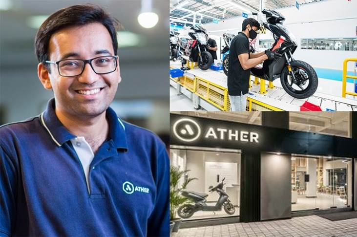 """Ather Energy's Tarun Mehta: """"The Gujarat government offering double the subsidy of any other state for every kWh will make it a leading destination for EVs."""""""