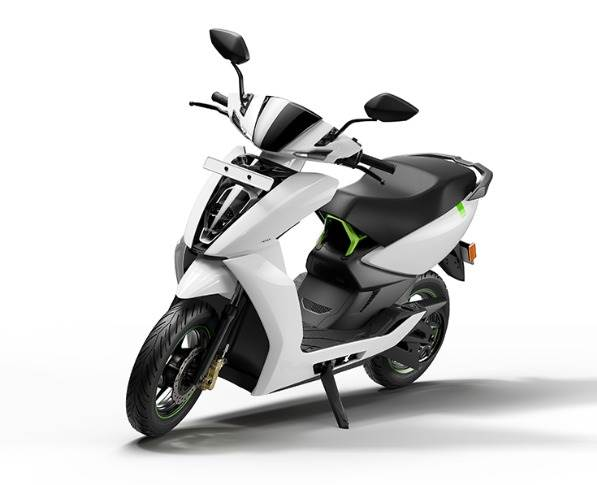 Ather will enable existing Ather 450 owners to share a referral code with their friends.