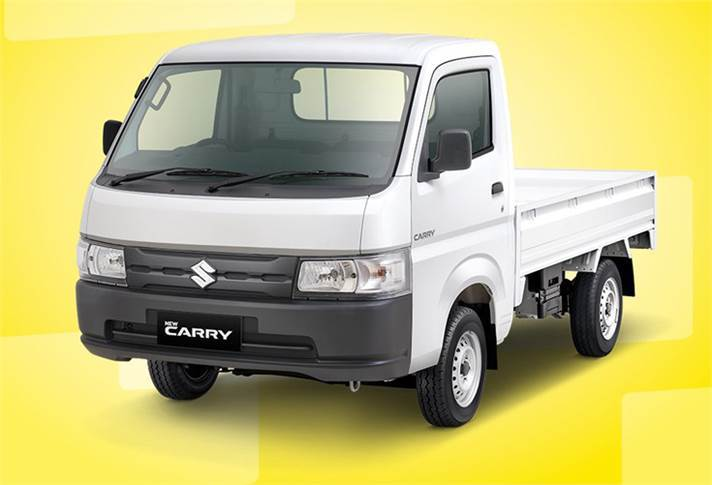 Suzuki launched the 2019 Carry light commercial vehicle in Indonesia with a 1.5-litre engine.