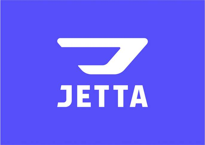 Volkswagen has a new logo for the new Jetta brand in China. In future, Jetta will be signalled by a dynamic capital J.