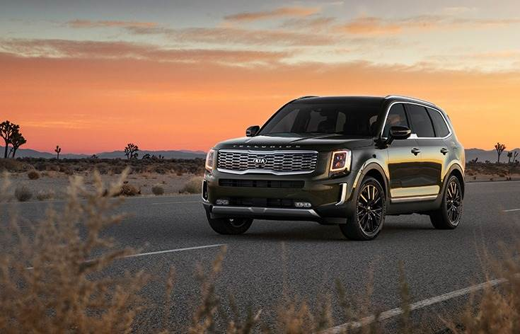 The Kia Telluride beat 28 rivals to drive away with the 2020 World Car of the Year title.