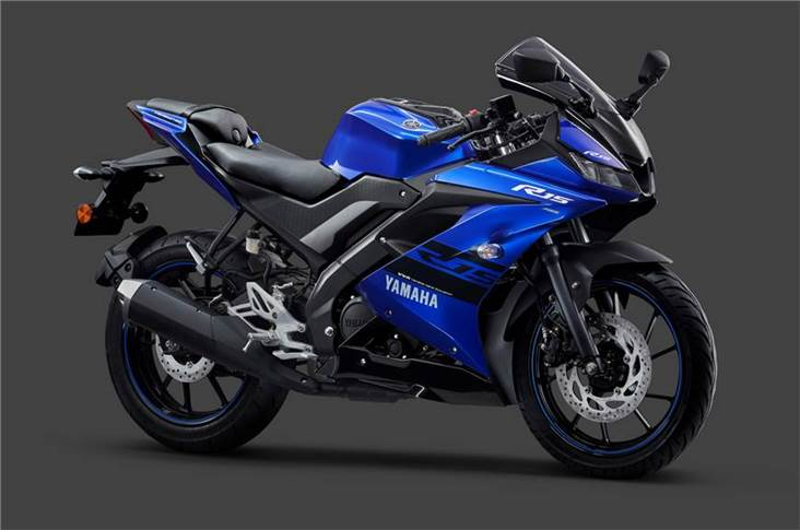 Yamaha YZF-R15 V3.0 now comes with dual-channel ABS