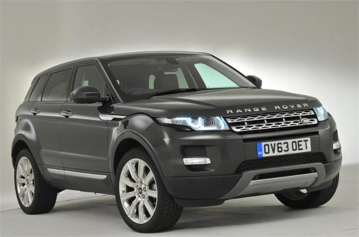 ...the original Evoque may be more expensive, but we
