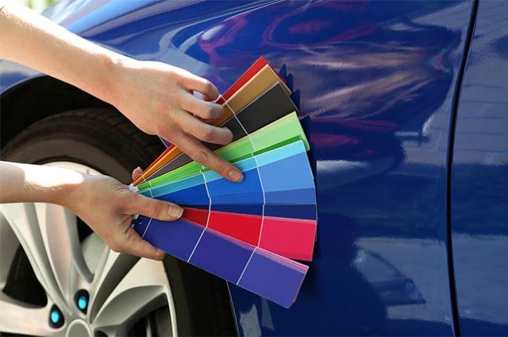 Vehicle manufacturers today employ psychologists and colour analysts to learn more automotive colours in demand, what consumers desire in the colour scheme of things and what the colour trends of the future will be. (Image: Tata Motors)