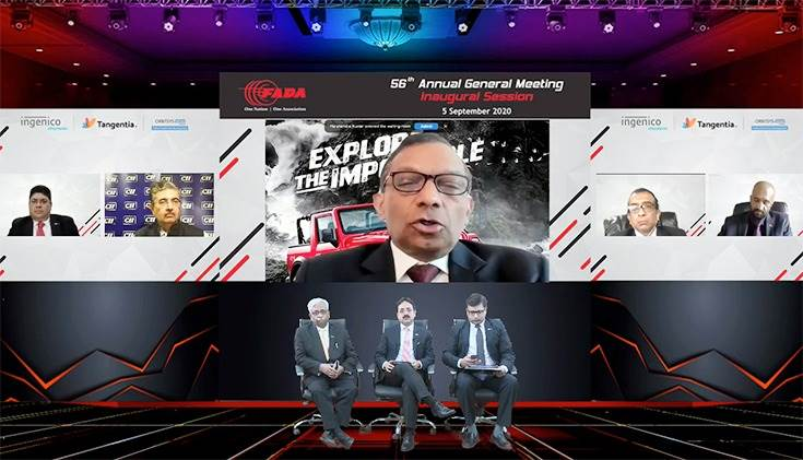 "Dr Goenka: ""Covid-19 has forced us to work differently and it has been a revelation for us. Everything is now on video, meetings can happen at short notice & one can easily juggle around a few things."