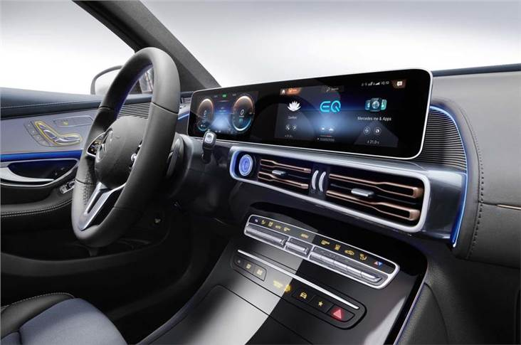 Cabin previews new features destined for the related GLC