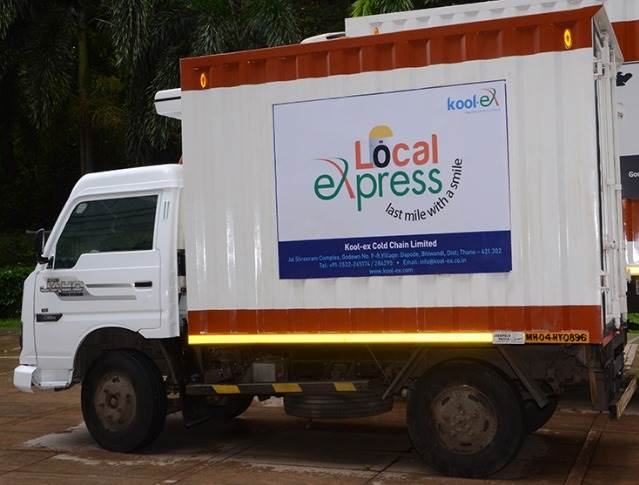 Kool-ex has a fleet of 300 cold chain vehicles in various sizes for primary, secondary and last-mile operations