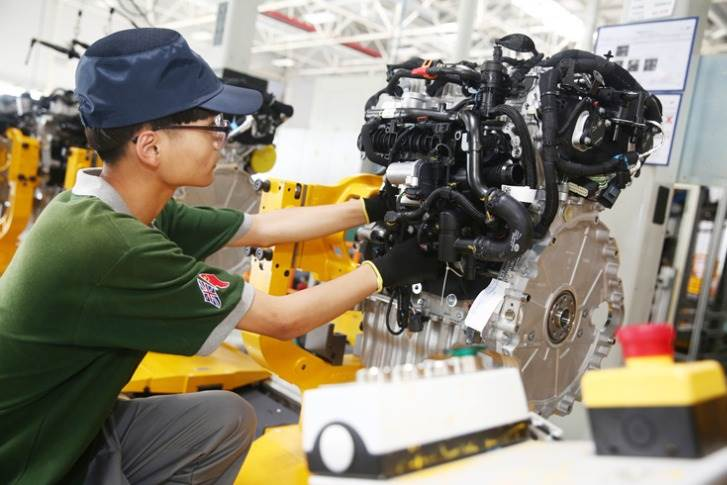 Jaguar Land Rover will be able to still build cars and retrofit missing parts when available in China. However, it does not rule out the risk that a shortage of a critical component could impact production at some point.