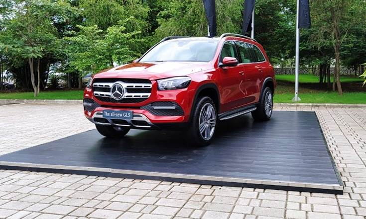In what is an encouraging sign for Mercedes-Benz India, the all-new GLS – launched last month at Rs 99.90 lakh – is off to a strong start as well, making up 22 percent of June sales.