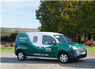 MAHLE Powertrain is helping Bramble Energy to optimise the integration of its Printed Circuit Board Fuel Cell (PCBFC) tech within the powertrain of a Renault Kangoo ZE.