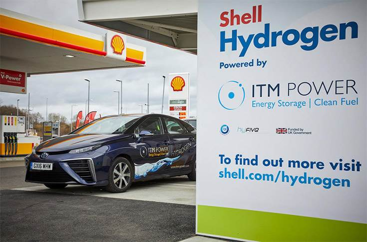 According to data available, there are just 13 hydrogen filling stations in the UK at present.