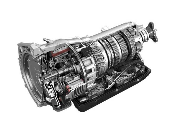 ZF will provide the 8-speed-transmission for four-wheel drive Jeep Wrangler 4xe with front-longitudinal drive configuration.