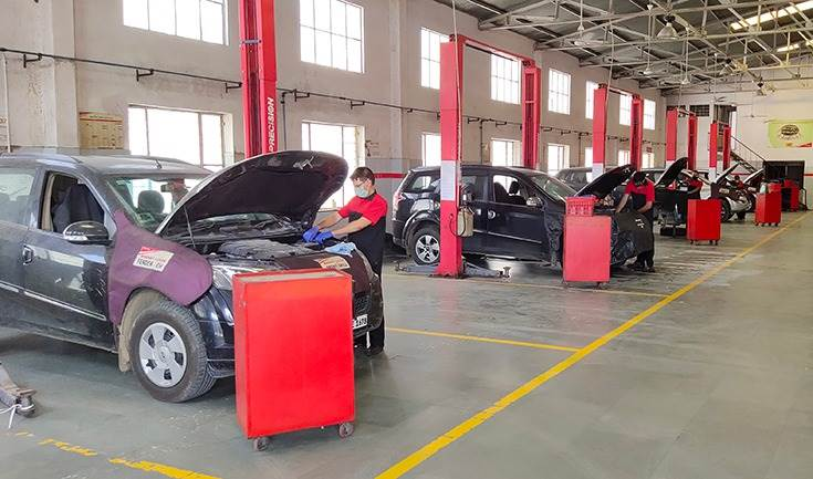 Up to 10% off on select body parts such as bumpers, side mirrors, windshield, headlamps, tail-lamps