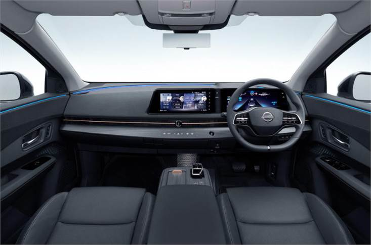 Interior makes the shift away from physical controls