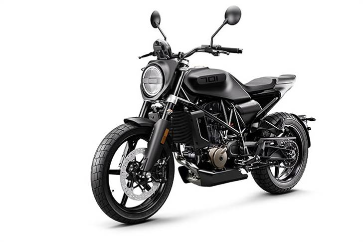Husqvarna says the Svartpilen 701 street explorer is a flat-track-inspired machine for the new generation of freethinking motorcyclists.