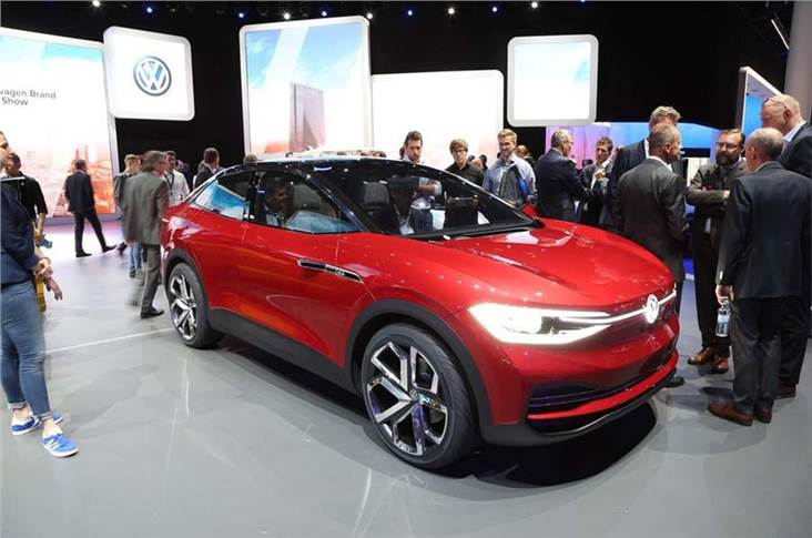 The affordable electric crossover will sit alongside models like the Crozz