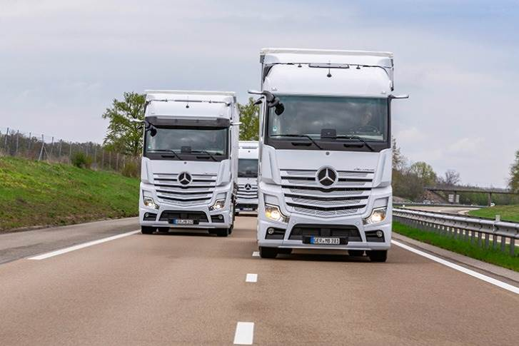 Daimler Truck is the world's largest truck and bus producer. In 2019, it sold half-a-million trucks to customers worldwide.