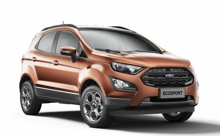 The Ford EcoSport remains India's most-exported PV. In H1, FY2021, 21,414 units were despatched overseas. In FY2020, a total of 88,429 units had been shipped worldwide.