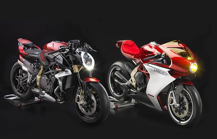 300-units-only Brutale 1000 Serie Oro and the Superveloce 800 Serie Oro sold out only days MV Agusta launched a pre-order campaign through its social media platforms.