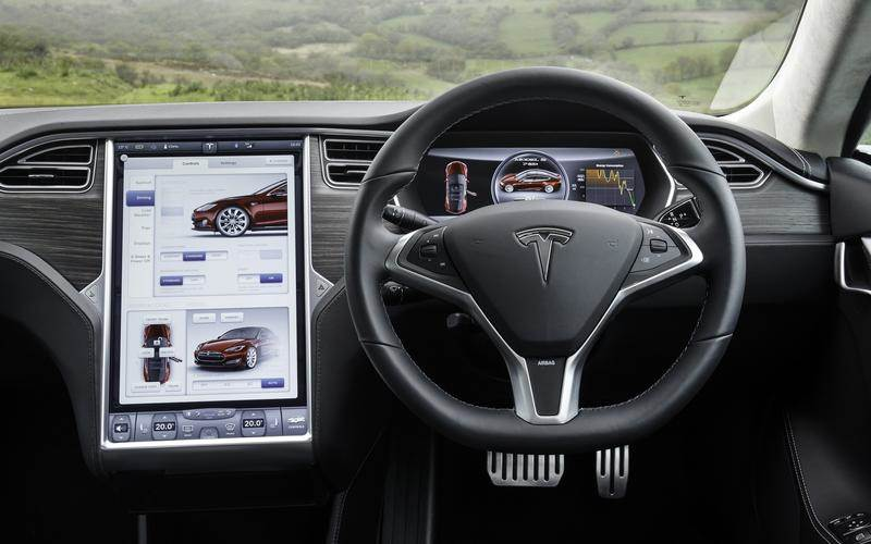 Over the air updates Tesla