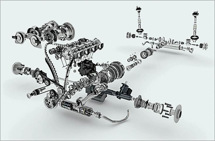 powertrain from Schaeffler