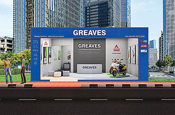 Greaves outlet