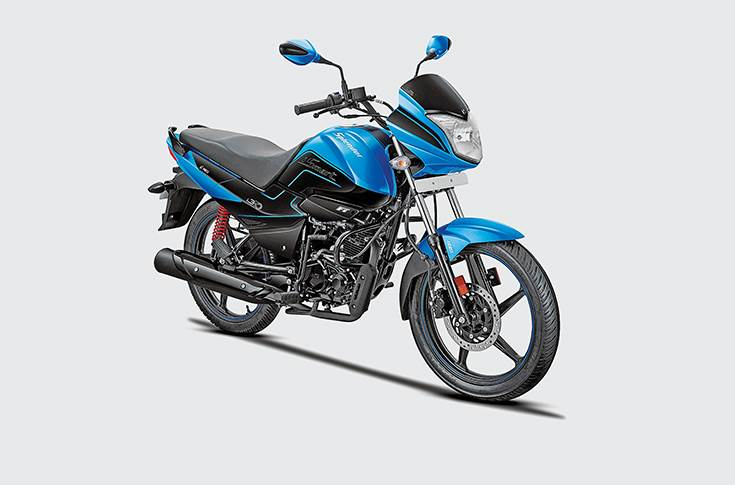 Hero Splendor iSmart BS VI