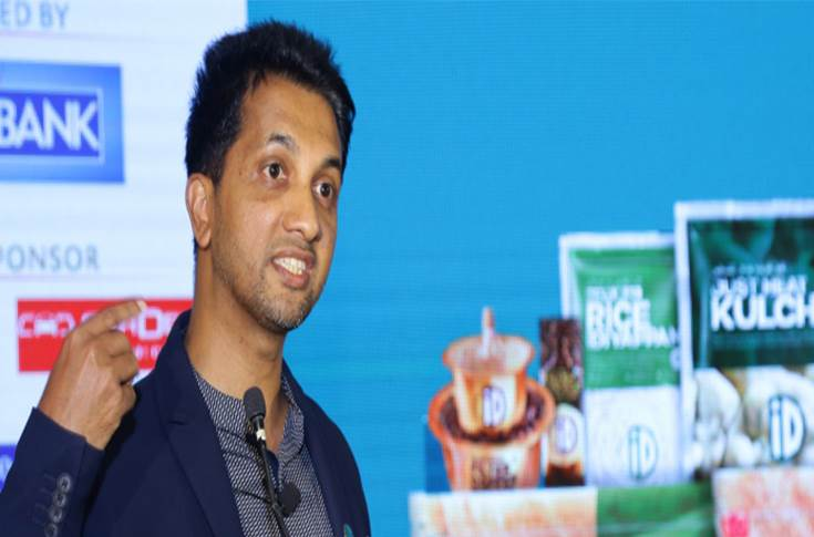 P C Musthafa, CEO and co-founder, iD Fresh Food
