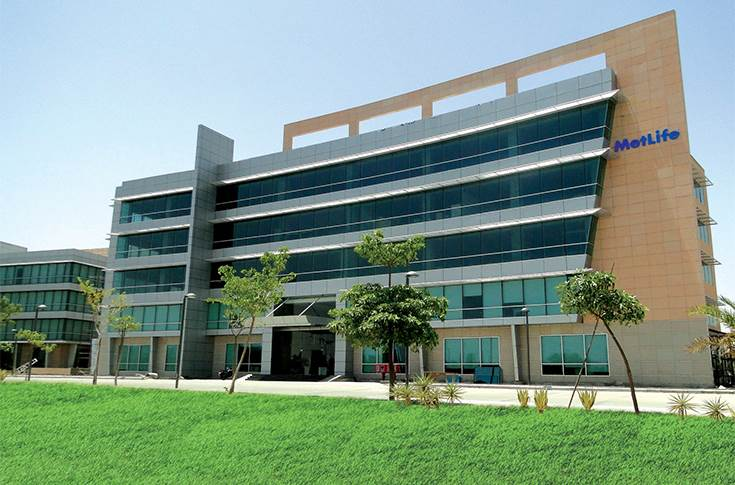 Metlife - IT centre at MWC Jaipur