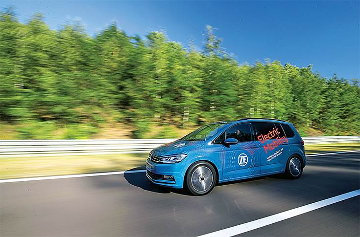 ZF electric mobility