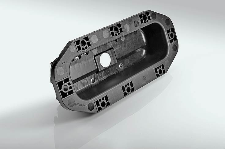 Airbag housing for Land Rover from DSM